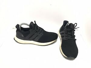 Mens-SZ-8-Adidas-Ultra-Boost-1-0-Core-Black-S77417-Running-Sneaker-NMD-Yeezy