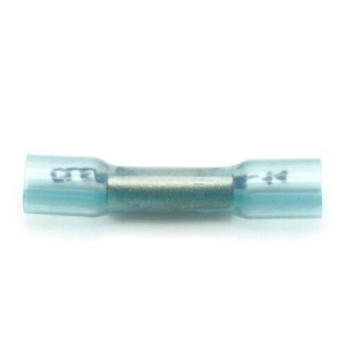 Clear Seal thermorétractables bout à bout fil Splice Connecteurs à sertir terminaux Sélectionner Gauge