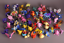 Pokemon-Figures-Medium-Size-lot-of-20-different-figurines-2-Inches thumbnail 1