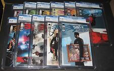 Thief of Thieves 1-11 (2012-current Image) 1st / 2nd Print Run Lot CGC 9.6 / 9.8
