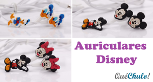 AURICULARES-CASCOS-ESTEREO-CONECTOR-3-5-MM-DISNEY-MINNIE-MICKEY-DONALD-MIX