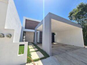 Casa en Venta en la Zona de Cholul al Norte de Mérida
