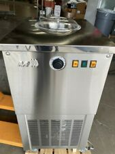 Musso Lello Ragusa 5060 6qt16qt Hourly Batch Ice Cream Maker With Cosmetic Damage