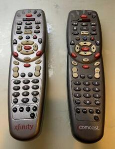 NEW COMCAST Lot of 5 XFINITY Motorola Custom DVR 3-Device Universal Remote