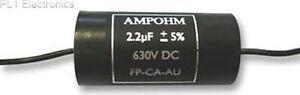 AMPOHM-WOUND-PRODUCTS-FP-CA-2-2-AU-Kondensator-Audio-2-2UF-630VDC