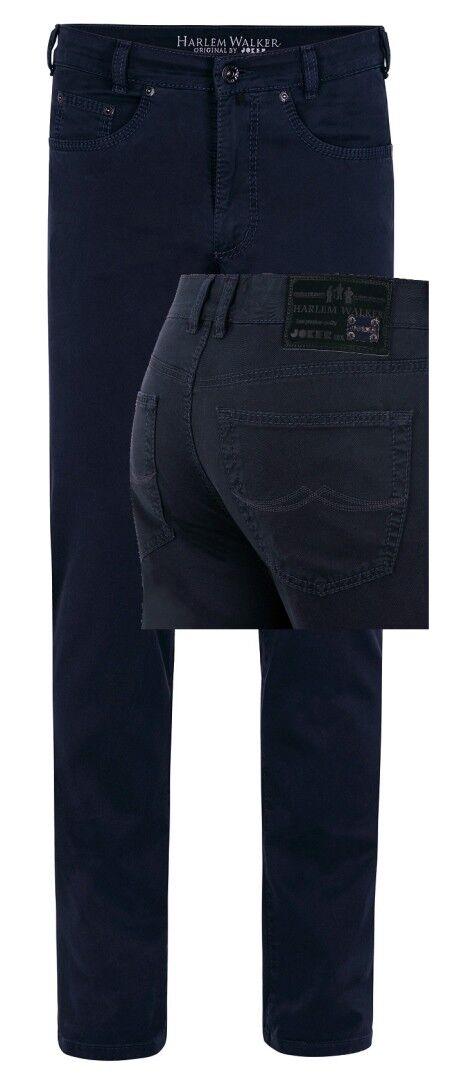 JOKER Harlem WALKER 3600-0210 marine marine marine Premium Gabardine Stretch Jeans W31 - W42 | Charmantes Design  | Genial Und Praktisch  0e3fec