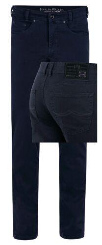 Joker Harlem Walker 3600-0210 Marine Gabardine Premium Jeans Stretch w31-w42