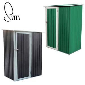Svita Geräteschuppen Metall Geräteschrank Gerätehaus Schuppen