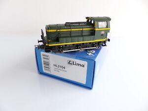 Lima Hl2103 Locomotive electrique E656 519 de la FS
