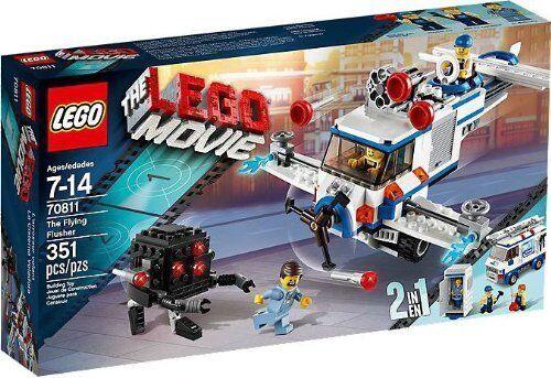 LEGO THE  MOVIE Fliegender Klempner (70811)