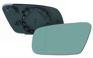MIROIR-GLACE-RETROVISEUR-CONDUCTEUR-AUDI-A4-B5-1999-2001-GAUCHE-DEGIVRANT