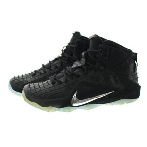 b9c0827d9788 Nike 744286-001 Mens LeBron 12 EXT