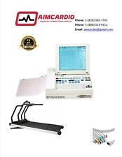 Schiller At 10 Ecg Stress System Withtreadmill Amp Interpretation Remanufactured