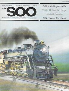 The-Soo-Line-Jan-1992-Duplainville-Wisconsin-Central-Signal-Tower-Train-Orders