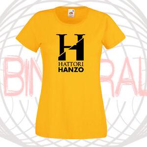 Mujer De Hanzo 2 1 Bill Detalles Camiseta Hattori Vol Kill 3TJlFKc1