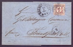 Thurn-Taxis-1862-Brief-mit-3Sgr-MiNr-17-aus-Bremen-Michel-220-00-128