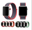 Woven-Nylon-Band-For-Apple-Watch-Sport-Loop-iWatch-Series-4-3-2-1-38-42-40-44mm thumbnail 1