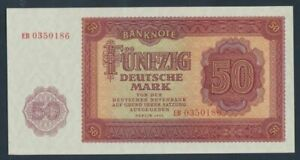 DDR-Rosenbg-352a-KN-7stellig-before-two-Letters-uncirculated-1955-50-9055482