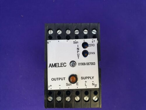 Módulo Transmisor amelec ADM230 110 Vac