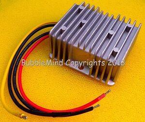 STEP-UP Transformer 12V to 16V 10A 160W DC/DC Power