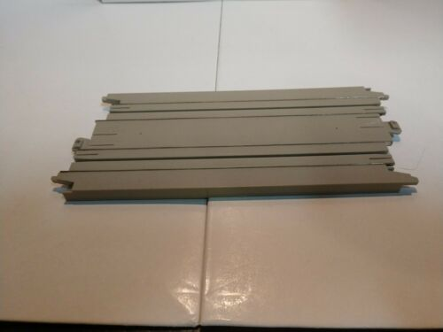 NO BROKEN TABS TYCO US1 ELECTRIC TRUCKING 6 INCH STRAIGHT TRACK 1PC