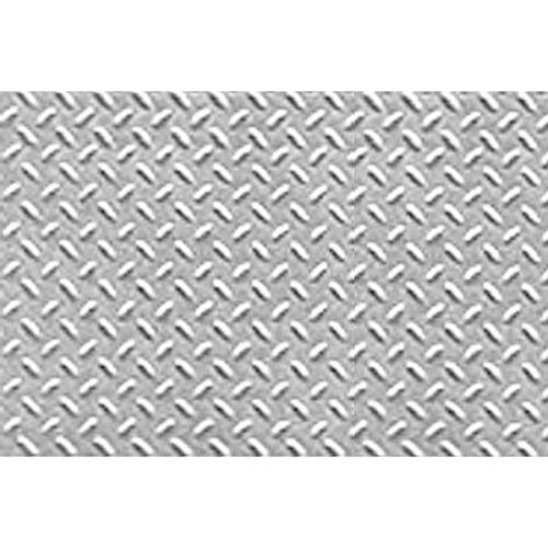 "2 JTT SCENERY 97451 DIAMOND PLATE 1:16 LIVE STEAM 7.5/"" x 12/"" SHEETS  JTT97051"