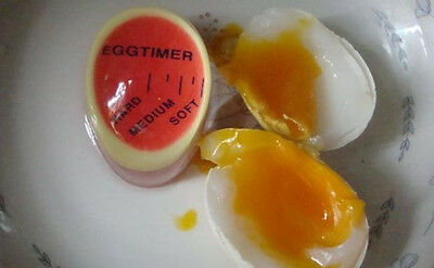 NEW SSHU High Quality EGG PERFECT EGG HO TIMER Boil perfect Eggs CA Every Time
