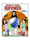 Bible-time Rhymes 9781420849585 by Mark Crouch Book