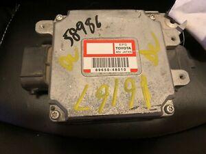 Details about 06 07 08 Lexus RX400h Highlander EPS Electric Power Steering  Control Module