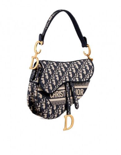 Authentic DIOR Saddle Bag