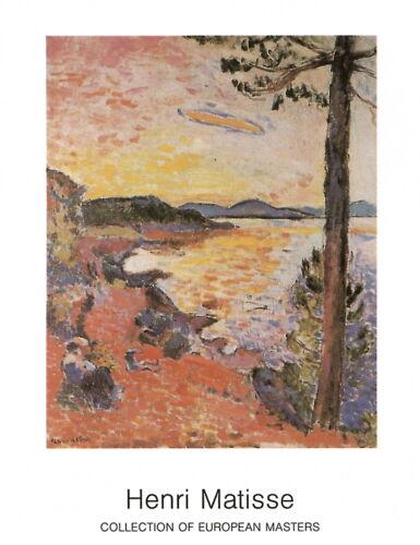 Henri Matisse-Le Gouter-1999 Poster