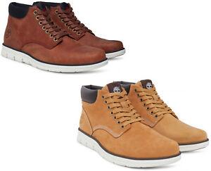 Uomo Pelle Timberland Chukka Shoes Scarpe Bradstreet Killington Yf6bvgI7y
