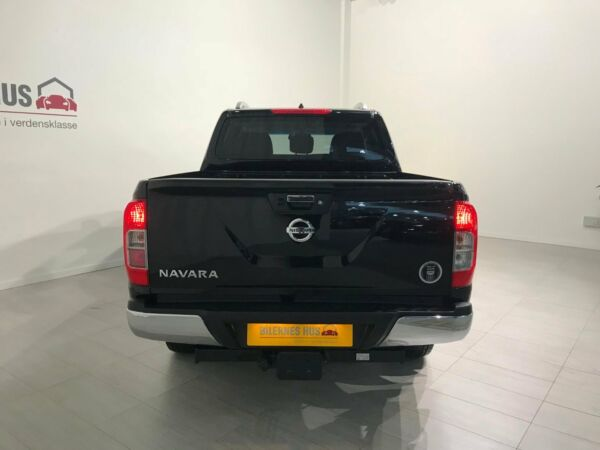 Nissan Navara 2,3 dCi 160 Db.Cab N-Connecta - billede 3