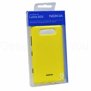 Genuine-Nokia-CC-3041-Wireless-Qi-Charging-Back-Case-Cover-Shell-For-Lumia-820