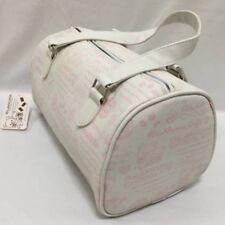 Last One Rilakkuma Chocolate synthetic leather bag white pink pattern  handbag