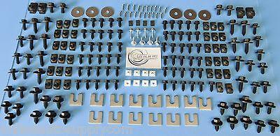 Front Sheet Metal Hardware 210pc Kit Caprice Impala Bel Air Biscayne Pickup