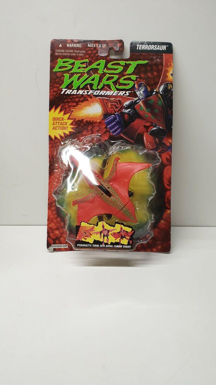 Beast guerras Transformers TERRORSAUR 1996