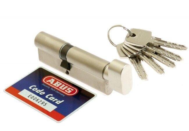 Schließzylinder, ABUS, 30 K  35 mm, 6 Stifte, mit Knauf    Outlet Online Store    Klein und fein    Neu    Sonderangebot