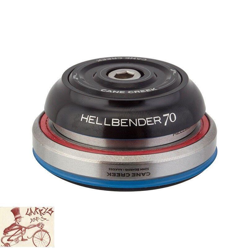 CANE CREEK HELLBENDER 70 SERIES IS41 IS52 INTEGRATED 1-1 8  x 1.5  HEADSET