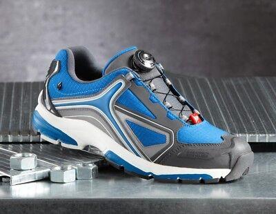 Engelbert Strauss O2 Berufsschuhe Minkar Enzianblau/graphit/weiß Größe 36 Bis 46 Belebende Durchblutung Und Schmerzen Stoppen Schuhe & Stiefel