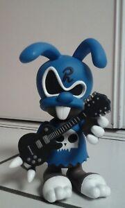 Figurine Vinyle, Lapin Lapin, Guitar Hero, Rare !!