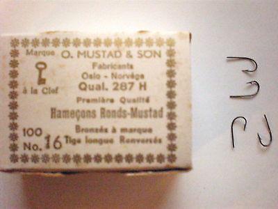 GOLD SERIES  224 CRYSTAL FRESHWATER  ORO MUSTAD 100 AMI HOOKS