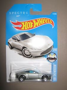 Hot Wheels Aston Martin Db10 Spectre James Bond Black 112 250 Mint