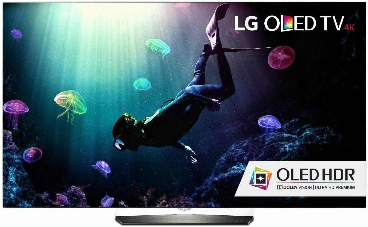 LG OLED 4K HDR Smart TV 65'' Class Certified Refurbished - OLED65B8PUA. Buy it now for 1699.99