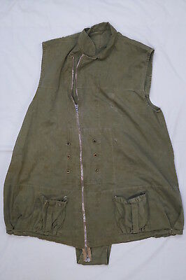 Original WW2 British Camo Paratrooper Airborne Smock Jump Jacket
