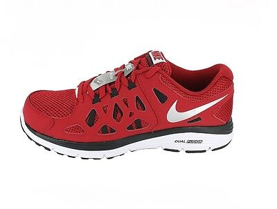 Nike dual fusion run 2 (gs) gym red femmes formateurs chaussures tailles: UK 3.5 _ 4.5 _ 5.5   eBay