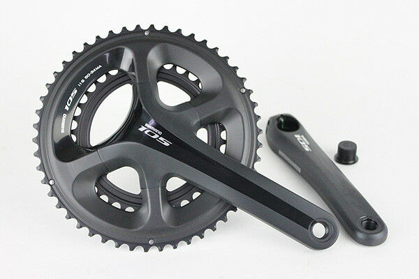 Shimano105 FC-5800  Road Double Crankset 50 34T 170mm  online shopping sports
