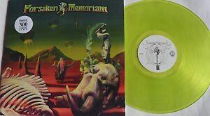 LP-FORSAKEN-MEMORIAM-Forsaken-Memoriam-YELLOW-VINYL-300-copies-NASONI-REC-N-173