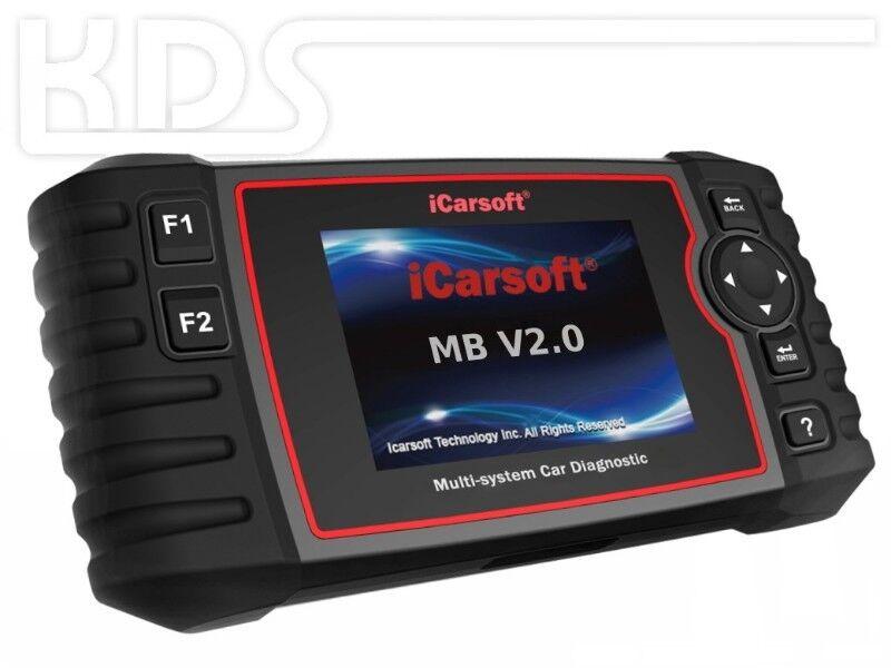icarsoft mb v2 0 for mercedes benz sprinter smart obd2 multi system diagnostic tool r2799. Black Bedroom Furniture Sets. Home Design Ideas