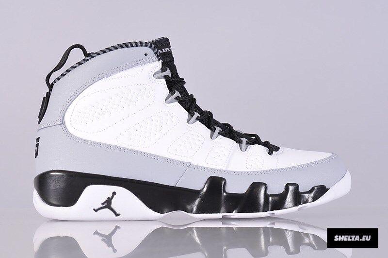 Nike Air Jordan 9 IX Retro Birmingham Barons Size 11. 302370-106 1 2 3 4 5 6